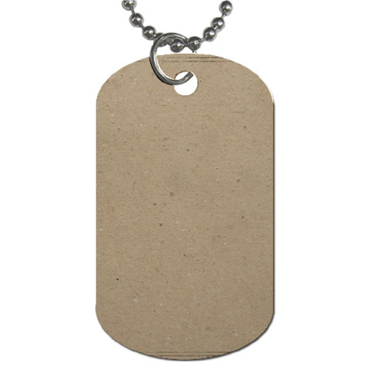 Background 1706632 1920 Dog Tag (Two Sides)