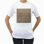 Background 1706632 1920 Women s T-Shirt (White)  Front