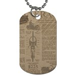 Background 1706636 1920 Dog Tag (One Side) Front