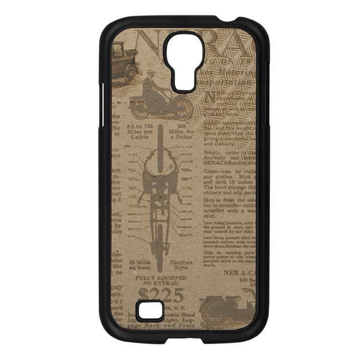 Background 1706636 1920 Samsung Galaxy S4 I9500/ I9505 Case (Black)