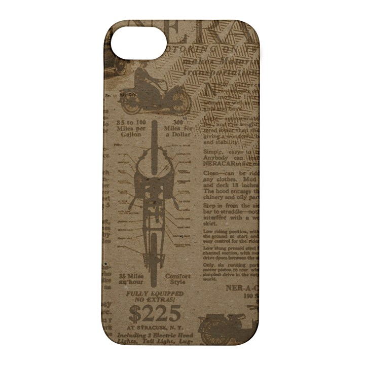 Background 1706636 1920 Apple iPhone 5S/ SE Hardshell Case