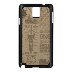 Background 1706636 1920 Samsung Galaxy Note 3 N9005 Case (black) by vintage2030