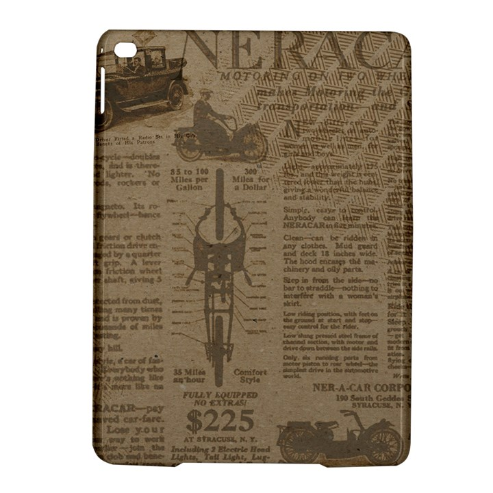 Background 1706636 1920 iPad Air 2 Hardshell Cases
