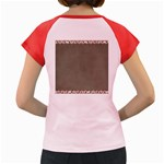 Background 1706644 1920 Women s Cap Sleeve T-Shirt Back