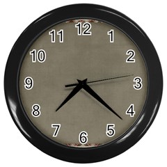 Background 1706644 1920 Wall Clock (Black)