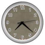 Background 1706644 1920 Wall Clock (Silver) Front