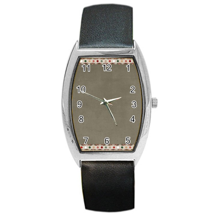 Background 1706644 1920 Barrel Style Metal Watch