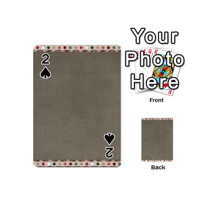 Background 1706644 1920 Playing Cards 54 (Mini)