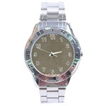 Background 1706644 1920 Stainless Steel Analogue Watch Front