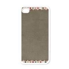 Background 1706644 1920 Apple iPhone 4 Case (White)