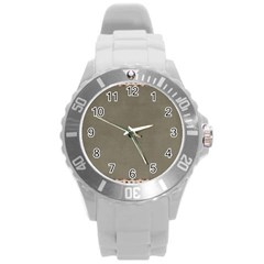 Background 1706644 1920 Round Plastic Sport Watch (l)