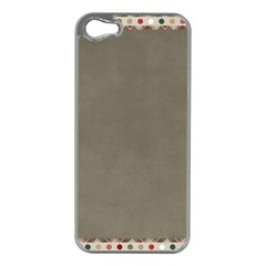 Background 1706644 1920 Apple iPhone 5 Case (Silver)