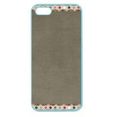 Background 1706644 1920 Apple Seamless iPhone 5 Case (Color)