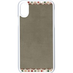 Background 1706644 1920 Apple Iphone X Seamless Case (white) by vintage2030