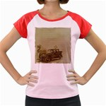 Background 1706642 1920 Women s Cap Sleeve T-Shirt Front