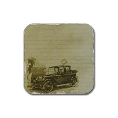 Background 1706642 1920 Rubber Square Coaster (4 Pack)