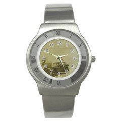 Background 1706642 1920 Stainless Steel Watch
