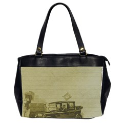 Background 1706642 1920 Oversize Office Handbag (2 Sides)