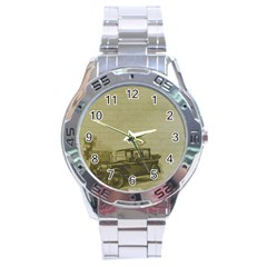Background 1706642 1920 Stainless Steel Analogue Watch