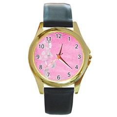 Tag 1659629 1920 Round Gold Metal Watch by vintage2030
