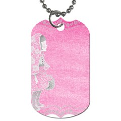 Tag 1659629 1920 Dog Tag (one Side) by vintage2030