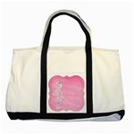 Tag 1659629 1920 Two Tone Tote Bag Front