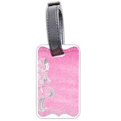 Tag 1659629 1920 Luggage Tags (One Side)