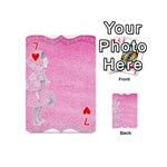 Tag 1659629 1920 Playing Cards 54 (Mini) Front - Heart7
