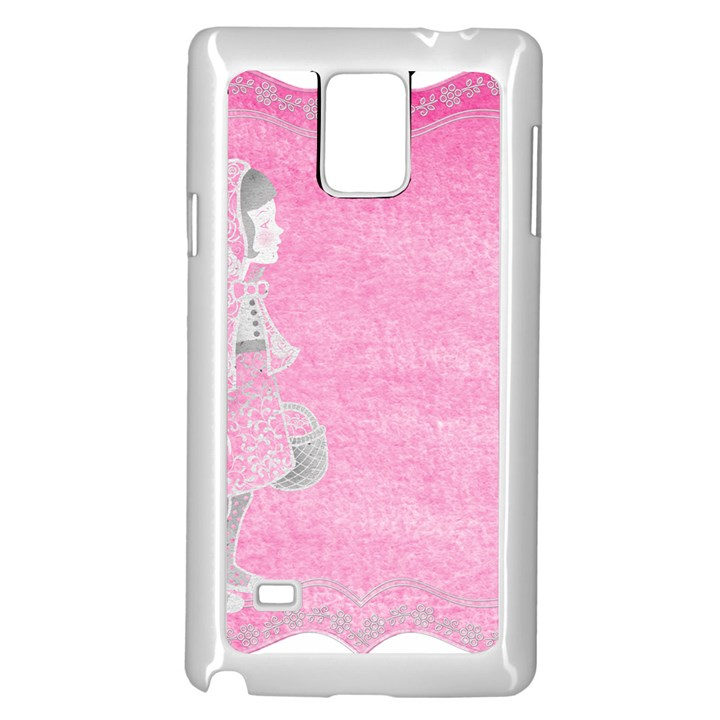 Tag 1659629 1920 Samsung Galaxy Note 4 Case (White)