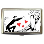 Manloveswoman Cigarette Money Case Front