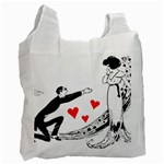 Manloveswoman Recycle Bag (Two Side) Front