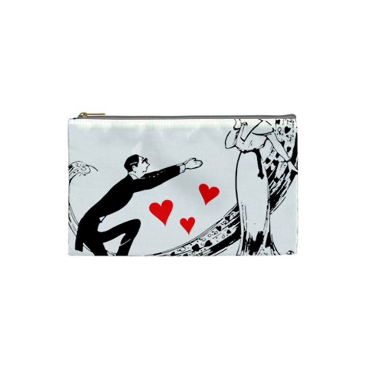 Manloveswoman Cosmetic Bag (Small)