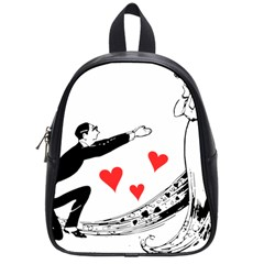 Manloveswoman School Bag (small)