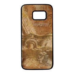 Background 1660940 1920 Samsung Galaxy S7 Black Seamless Case by vintage2030