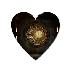Steampunk 1636156 1920 Heart Magnet by vintage2030