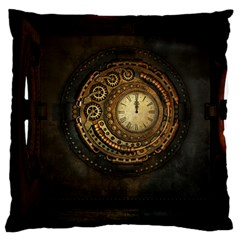 Steampunk 1636156 1920 Large Cushion Case (one Side) by vintage2030