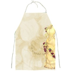 Background 1659622 1920 Full Print Aprons by vintage2030
