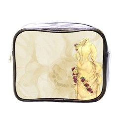 Background 1659622 1920 Mini Toiletries Bag (one Side) by vintage2030