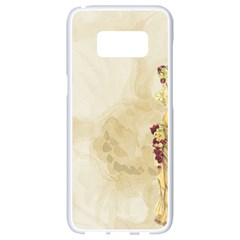 Background 1659622 1920 Samsung Galaxy S8 White Seamless Case by vintage2030