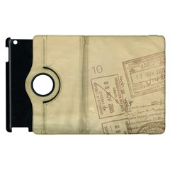 Background 1659638 1920 Apple Ipad 3/4 Flip 360 Case by vintage2030