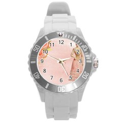 Background 1659765 1920 Round Plastic Sport Watch (l) by vintage2030