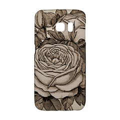 Flowers 1776630 1920 Samsung Galaxy S6 Edge Hardshell Case by vintage2030