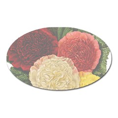 Flowers 1776434 1280 Oval Magnet by vintage2030