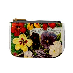 Flowers 1776534 1920 Mini Coin Purse by vintage2030