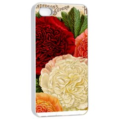 Flowers 1776584 1920 Apple Iphone 4/4s Seamless Case (white) by vintage2030