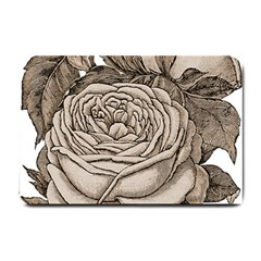 Flowers 1776626 1920 Small Doormat  by vintage2030