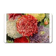 Flowers 1776541 1920 Magnet (rectangular) by vintage2030