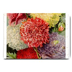 Flowers 1776541 1920 Large Doormat  by vintage2030
