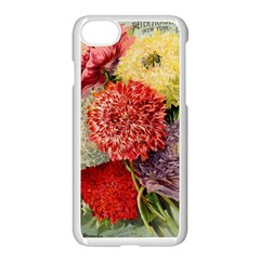 Flowers 1776541 1920 Apple Iphone 8 Seamless Case (white) by vintage2030