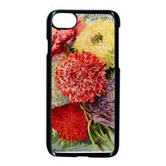 Flowers 1776541 1920 Apple Iphone 8 Seamless Case (black) by vintage2030
